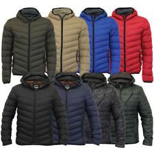 Brave Soul Bomber Regular Size Coats & Jackets for Men