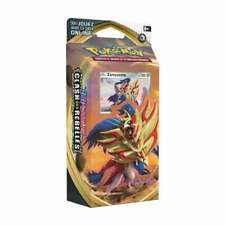 Pokemon Sword & Shield Rebel Clash Theme Deck | Zamazenta