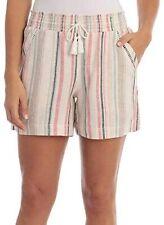 Briggs Ladies' Linen Blend Short