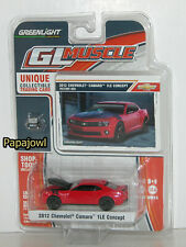 Greenlight GL Muscle 2012 Chevrolet Camaro 1LE Concept Chevy Series 5 1:64 Scale