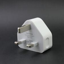 2.1A Dual USB UK Mains Wall Plug USB Charger UK Plug Adapter For iPhone iPod PDA