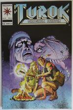 1993 TUROK DINOSAUR HUNTER  #4  -    F                  (INV17942)
