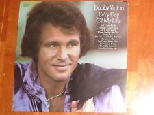 """""""STILL SEALED"""" VINYL LP by BOBBY VINTON """"EV'RY DAY OF MY LIFE"""""""