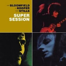 MIKE BLOOMFIELD/AL KOOPER/STEPHEN STILLS - SUPER SESSION  CD 13 TRACKS JAZZ NEU