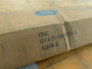 NOS 1970 1971 FORD GALAXIE LTD CUSTOM 500 COUNTRY SQUIRE CRUISE CONTROL CABLE