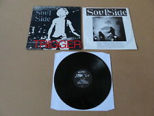 SOUL SIDE Trigger DISCHORD LP RARE 1988 ORIGINAL 1ST PRESSING SAMMICH DISCHORD29