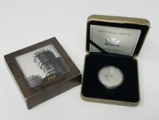 2002 Queen Mother Proof Silver Dollar 10649