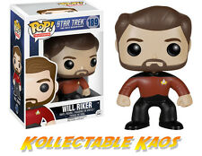 Star Trek - The Next Generation - Will Riker Pop! Vinyl Figure