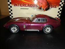 Cobra Daytona 1964 [Exoto Standox Interlagos Fire ] Rare