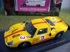 1/43 Bang PR507 Ford GT 40 Le Castellet deux T. D'Horloge #3