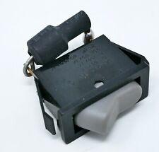 10X - Defond SPDT 3-Position Rectangular Rocker Switch 7A 250V / 15A 125V Thin