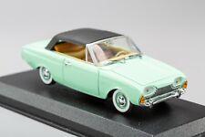 FORD TAUNUS P3 Badew Soft Top 1960-1964 DETAIL CARS 1:43