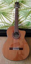 Classical Guitar CORDOBA CE-7E Intermidate to Pro Model, with case Perfect