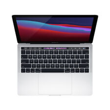 """2018 Apple MacBook Pro Touch Bar 13"""" Silver 