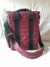Vintage MacBag by Linebacker Apple Computer Carry Case Nylon Padded