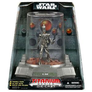 STAR WARS TITANIUM DIE-CAST: IG-88