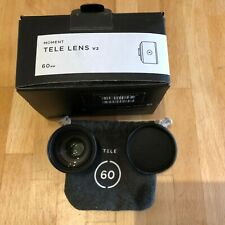 Moment Tele Lens V2 60mm for iphone and Android