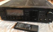 Onkyo Tx 844 2 Channel 44 Watt Stereo Receiver/Amplifier Tuner w/ Remote