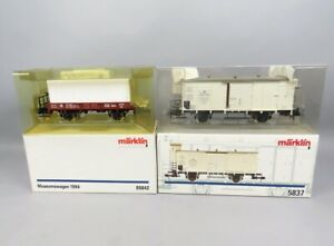 V 79993 Zwei Märklin Spur 1 Güterwagen