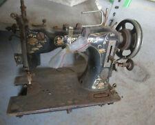 Gritzner Durlach Nähmaschinenkopf von alter Nähmaschine