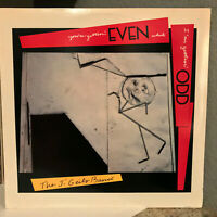 "J GEILS BAND - You're Gettin' Even While I'm Gettin' Odd-12"" Vinyl Record LP- EX"