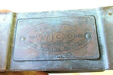Old Wico Magneto Single Cylinder Hit Miss Gas Engine