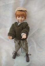 Porcelain Boy Doll Ashton Drake