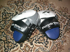 Punchtown akuro Focus Pads Boxe Muay Thai K1 MMA UFC KSW Gym Crossfit Work Out