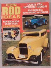 NOVEMBER 1975 1001 CUSTOM AND ROD IDEAS MAGAZINE '30 MODEL A, '32 & '34 FORD