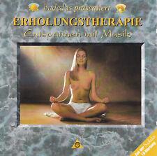 ERHOLUNGSTHERAPIE - CD - ENTSPANNEN MIT MUSIK