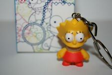 KIDROBOT THE SIMPSONS KEYCHAIN LISA DESIGNER ART TOY CHARM