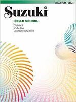 [(Suzuki Cello School, Vol 4 : Cello Part)] [Edited by Alfred Publishing]