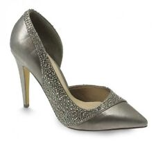 BNIB Stunning Pewter Lunar CARLTON Elegance Shoes - UK 6 EUR 39 rrp £55