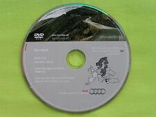 DVD AUDI NAVIGATION PLUS RNS-E DEUTSCHLAND + EUROPA VERSION 2012 A3 A4 A6 TT R8