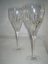 "Da Vinci Crystal Prato  Davinci Tall Wine/Water Goblet 9 3/8"" Tall Beautiful"