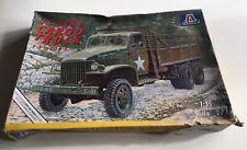 Vintage Italeri U.S Army Cargo Truck Model Kit No. 271 Scale 1:35 Complete
