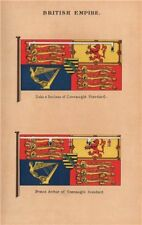 BRITISH FLAGS. Prince Arthur and Duke & Duchess of Connaught Standard 1916