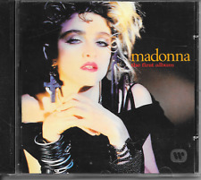 MADONNA - The first Album CD 8TR Europe 1990 Re-issue (SIRE) RARE!!