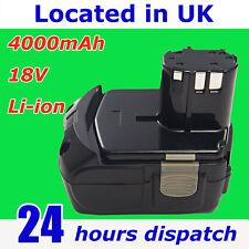 Li-ion 4.0Ah battery EBM1830 for Hitachi DS 18DL 18V Drill/Driver UK!