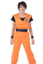 DBZ DRAGONBALL Z Juegos con disfraces Disfraz kakarot son Goku entrenamiento uniforme Set 1st versión