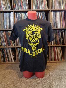 [RARE!] Vintage / Original - SOUL II SOUL - 1994 World Tour T-Shirt