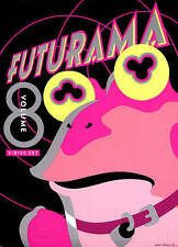 Futurama, Vol. 8 (DVD, 2013, 2-Disc Set)
