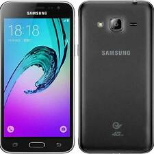 SAMSUNG GALAXY J3 2016  BLACK NERO WHITE BIANCO ORO GOLD
