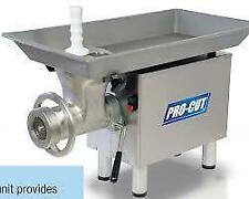 New Pro-Cut Kg-22W #22 1hp Meat Grinder (Free Shipping)