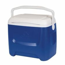 Igloo Island Breeze 26 Litre Drinks Cooler Blue Cool Box Fishing Camping