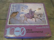 WIZARD OF THE OWLS ~ 1000 PC. PUZZLE FROM CEACO, ART BY JENNY WURTS, NEW/SEALED