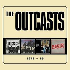 THE OUTCASTS 1978-85 3 CD SET   ups