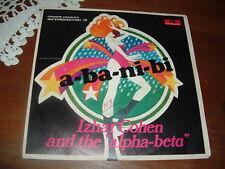 """IZHAR COHEN AND THE ALPHA BETA  EUROFESTIVAL'78 """" A BA NI BI """"  ITALY"""