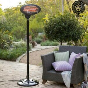 Electric 2000kw Freestanding Wall Mounted Patio Heater 3/9 🔥 Free Delivery🔥