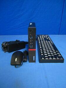 Lenovo ThinkCentre M700 Desktop i3-6100T@3.2GHz 4GB RAM 500GB HDD Windows 10 Pro